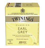 Cha Preto Twinings Earl Grey 20g Caixinha