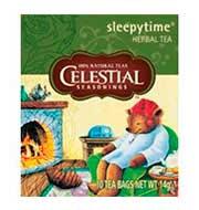 Cha Celestial Sleepytime 14g Caixinha