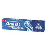 Creme Dental Oral-b Limpeza Profunda 70g