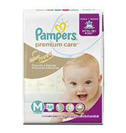 Pampers Premium Care M Descartável (48 Unidad