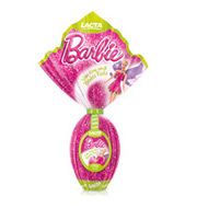 Ovo de Páscoa Lacta Barbie n.15 – 170g