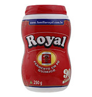 Fermento Pó Royal 250g