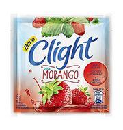 Suco em pó Clight Morango 9g