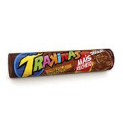 Biscoito Trakinas Mais Chocolate 154g
