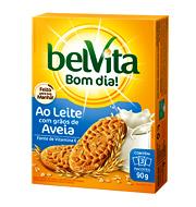 Biscoito Belvita Leite e Aveia 90g