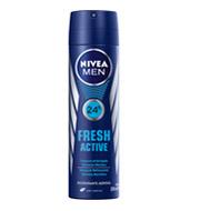 Desodorante Aero Nivea Fresh