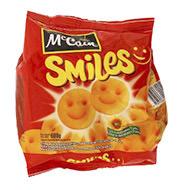 Batata Congelada McCain Smiles 600g