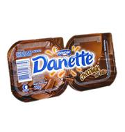 Danette Danone Chocolate ao Leite 220g (2 uni