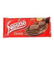 Chocolate em Barra Classic Ao leite Nestlé 17