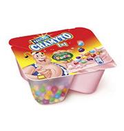 Chamyto Morango com Cereal Colorido 130g