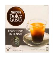 Nescafé Dolce Gusto Espresso Intenso Com 16 capsúlas