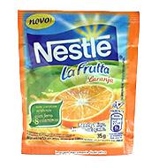 Suco em pó La Frutta Nestlé Laranja 35g