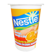Iogurte Nestlé Cenoura, Laranja e Mel 170g