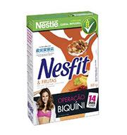 Cereal Matinal Nesfit Nestlé Frutas 300g