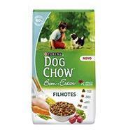 Ração Dog Chow Bem Estar Filhote 1Kg