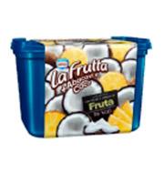 Sorvete La Frutta Nestlé Abacaxi e Côco 1,5L