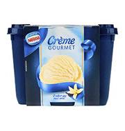 Sorvete Nestlé 1,5L Creme Gourmet