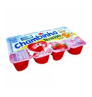 Chambinho Nestlé Morango 360g (8 unidades)