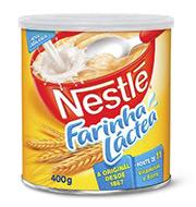 Farinha Láctea Nestlé 400g