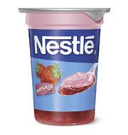 Iogurte Nestlé Bi Camada Morango 150g