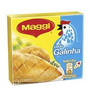 Caldo Maggi Galinha 63g