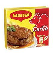 Caldo Maggi Carne 63g