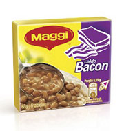 Caldo Maggi Bacon 63g