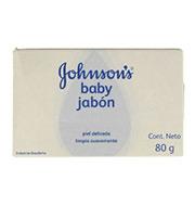 Sabonete Johnson & Johnson Tradicional 80g