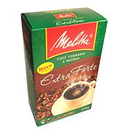 Café à Vácuo Torrado e Moído Extra Forte Meli