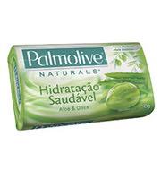 Sabonete Palmolive Aloe e Oliva 90g