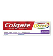 Creme Dental Colgate Total 12 Professional Ge
