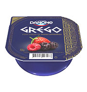 Iogurte Grego Danone Frutas Vermelhas