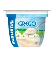 Iogurte Paulista Grego Original