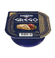 Iogurte Danone Grego Torta De Maca