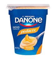 Iogurte Danone Pedaços De Fruta Pêssego e Maracujá