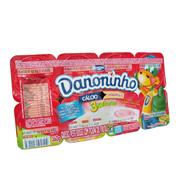 Danoninho Morango, Banana e Maçã Verde 360g (