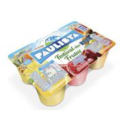 Iogurte com Polpa de Fruta Paulista Festival