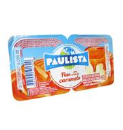 Flan Paulista de Baunilha com Calda de Carame