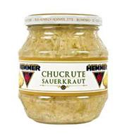 Chucrute Hemmer Sauerkraut 250g