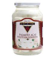 Palmito Açaí Hemmer Inteiro 300g