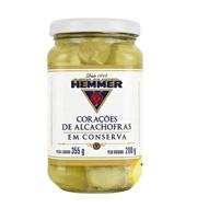 Corações de Alcachofras Hemmer 200g