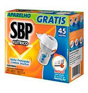 Repelente BP Refil Citronela 45 Noites