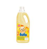 Amaciante Fofo Amarelo Frutal 2l Pet
