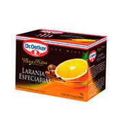 Cha Dr.oetker Flores Frutas Laranja/especiari