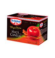 Cha Dr.oetker Flores Frutas MaÇÃ/canela 30g C
