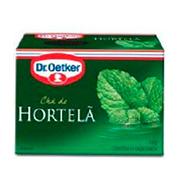 Cha Dr.oetker Hortela 10g Caixinha