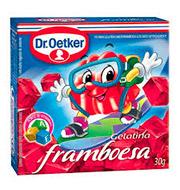 Gelatina Droetkker Framboesa