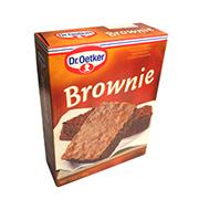 Mistura P/bolo Dr.oetker Brownie 480g Caixa