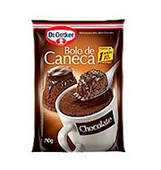 Mistura P/bolo Caneca Dr.oetker Chocolate 70g