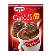 Mistura P/bolo Caneca Dr.oetker Brigadeiro 70